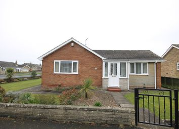 Thumbnail 2 bed detached bungalow for sale in Wharncliffe Place, Filey