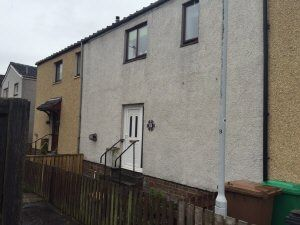 Thumbnail 2 bed property to rent in Morris Avenue Lochgelly, Lochgelly