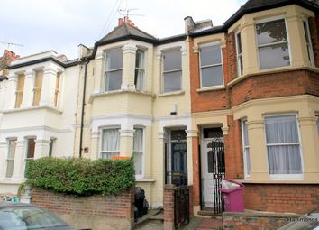 Thumbnail 3 bedroom terraced house to rent in Wrexham Road, Bow, London