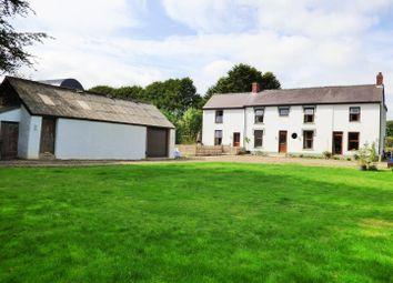 Thumbnail 7 bed farm for sale in Blaenycoed Road, Cynwyl Elfed, Carmarthen