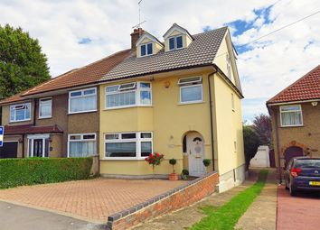 Thumbnail 4 bed semi-detached house for sale in Moor Lane, Upminster, Essex