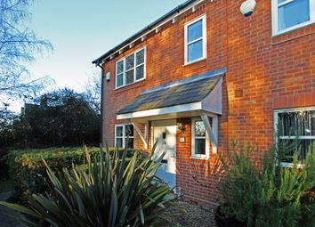 Thumbnail 3 bed end terrace house for sale in Mayles Lane, Knowle, Fareham