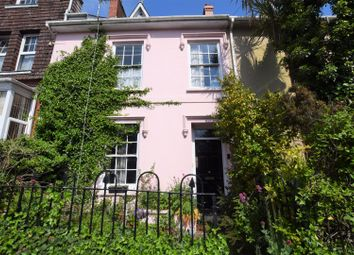 Thumbnail 3 bed terraced house for sale in Merlins Hill, Haverfordwest