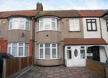 Thumbnail 3 bed terraced house for sale in Ridgeway Gardens, Redbridge, Essex