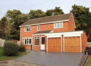 Thumbnail 4 bedroom detached house to rent in Dawson Road, Bromsgrove