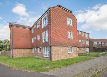 Thumbnail 1 bed flat for sale in Padstow Walk, Crawley