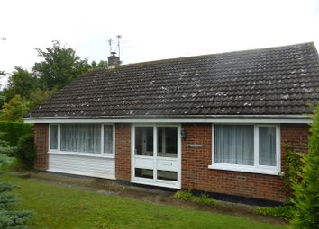 Thumbnail 2 bed detached bungalow for sale in Browns Close, Ipswich, Suffolk