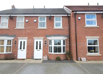 2 bed terraced house for sale in Wentworth Close, Gilberdyke, Brough HU15