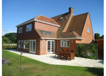The Byeway, West Wittering PO20. 6 bed detached house for sale