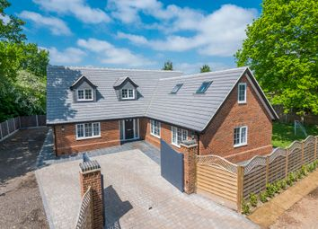 Thumbnail 4 bed detached house for sale in Leavenheath, Colchester, Suffolk