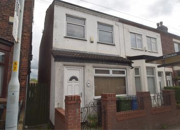 Thumbnail 3 bedroom end terrace house for sale in Stockport Road West, Bredbury, Stockport, Cheshire