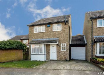 Thumbnail 3 bed detached house for sale in Hawks Way, Ashford, Kent