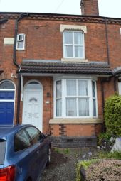 Thumbnail 4 bed terraced house to rent in Metchley Lane, Harborne