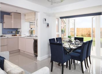 """Thumbnail 4 bedroom detached house for sale in """"Hexham"""" at Rykneld Road, Littleover, Derby"""