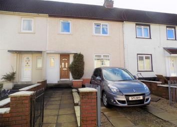 Thumbnail 3 bed terraced house for sale in Roughcraig Street, Airdrie
