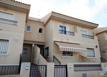 Thumbnail 4 bed town house for sale in Spain, Murcia, San Pedro Del Pinatar