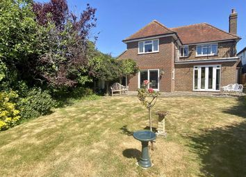 Thumbnail 3 bed detached house for sale in Mill Drive, Seaford, East Sussex