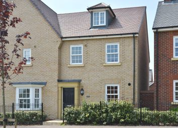 Thumbnail 3 bedroom semi-detached house for sale in Wilkinson Road, Kempston, Bedford