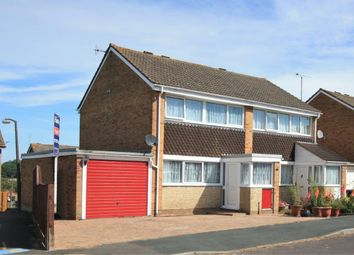 Thumbnail 3 bed semi-detached house for sale in Islay Crescent, Highworth, Swindon