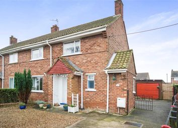 Thumbnail 3 bed semi-detached house for sale in Lidgett Close, Scawby, Brigg