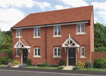 "Thumbnail 3 bed semi-detached house for sale in ""Beeley"" at Copcut Lane, Copcut, Droitwich"