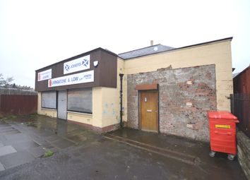 Thumbnail Industrial to let in West Granton Road, Edinburgh