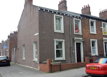 Thumbnail 3 bed terraced house for sale in 1 Wigton Road, Carlisle, Cumbria