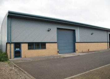 Thumbnail Light industrial to let in Unit 4, Bontoft Avenue, Hull