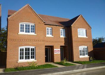 Thumbnail 4 bedroom property to rent in Kendle Road, Redlands Park, Swaffham