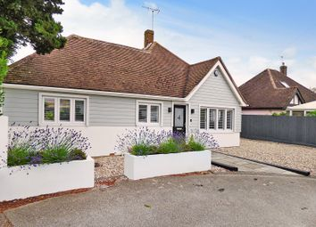 Thumbnail 2 bed detached bungalow for sale in Chalet Close, Ferring, Worthing