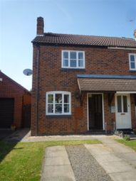 Thumbnail 2 bed semi-detached house to rent in Thornhills Grove, Narborough, Leicester