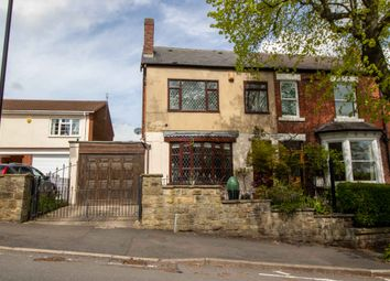Thumbnail 4 bed semi-detached house for sale in Upper Albert Road, Sheffield