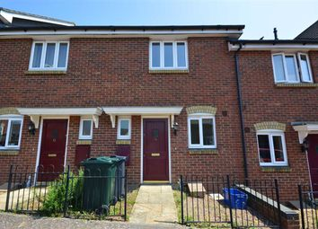 Thumbnail 2 bed terraced house to rent in Ayrshire Close, Ashford, Kent