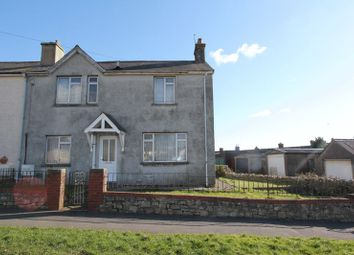 Thumbnail 4 bed semi-detached house for sale in Station Road, Rhoose, Barry