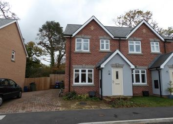 Thumbnail 2 bed semi-detached house for sale in Plas Y Coed, Bangor, Gwynedd