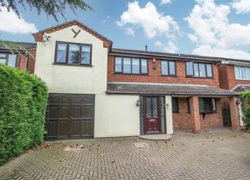 Thumbnail 5 bed detached house for sale in Castle Road, Hartshill, Nuneaton