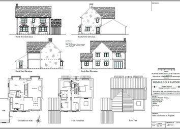 Thumbnail 4 bed detached house for sale in Wheathill Lane, Milborne Port, Sherborne, Somerset