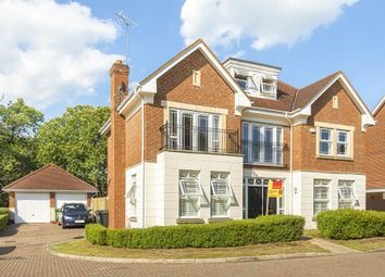 Camberley, Surrey GU16. 5 bed detached house