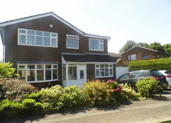 Thumbnail 4 bed detached house for sale in Old Vicarage, Westhoughton, Bolton