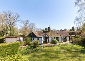Thumbnail 3 bed detached bungalow for sale in Domewood, Copthorne, West Sussex