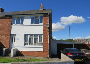 Thumbnail 3 bed end terrace house for sale in Dylan Crescent, Barry