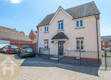 Thumbnail 3 bedroom semi-detached house for sale in Hart Close, Royal Wootton Bassett, Swindon