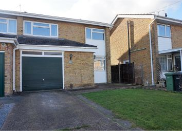 Thumbnail 3 bedroom semi-detached house for sale in Barton Drive, Hedge End