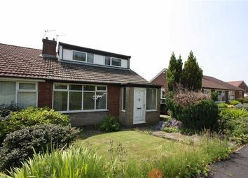 Thumbnail 3 bed semi-detached bungalow for sale in Torver Drive, Breightmet, Bolton
