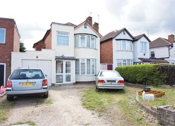 Thumbnail 3 bed detached house for sale in Church Road, Sheldon, Birmingham