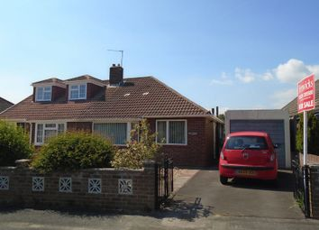 Thumbnail 2 bed semi-detached bungalow for sale in Abbey Road, Fareham