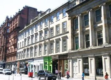 Thumbnail 2 bed flat to rent in Queen Street, Royal Exchange Court, Glasgow
