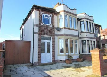 Thumbnail 3 bed property for sale in Gosforth Road, Blackpool