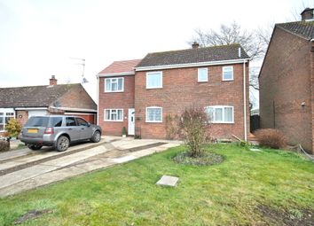 Thumbnail 3 bed detached house for sale in Birch Road, Gayton, King's Lynn