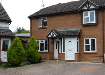 Thumbnail 2 bed terraced house to rent in Churchfields, Bishops Cleeve, Cheltenham